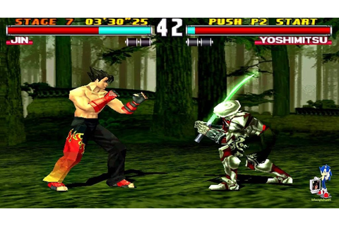 Tekken 3 Setup Free Download - Ocean Of Games