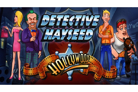 Detective Hayseed Hollywood Game Free Download - Full ...