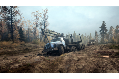 SpinTires: MudRunner Screenshots, Pictures, Wallpapers ...