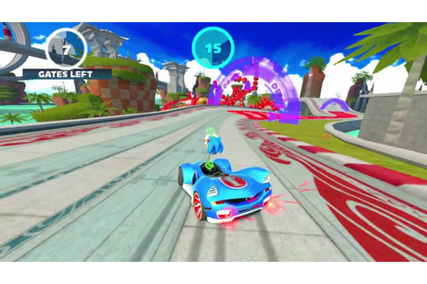 Sonic & All-Stars Racing Transformed™ Android - Launch ...