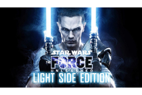 STAR WARS: The Force Unleashed All Cutscenes (Light Side ...