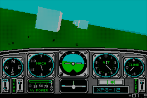 Play Chuck Yeager's Advanced Flight Simulator Online - My ...