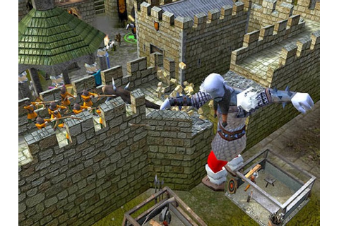 Stronghold Legends Game - Free Download Full Version For Pc