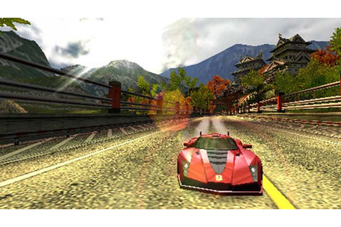 Burnout Dominator PSP ISO Download