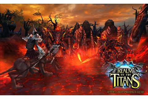 Download Free MMORPG : Realm of The Titans Online | MMOLite