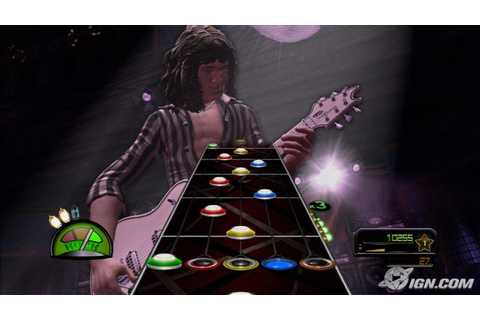 Guitar Hero: Van Halen Screenshots, Pictures, Wallpapers ...
