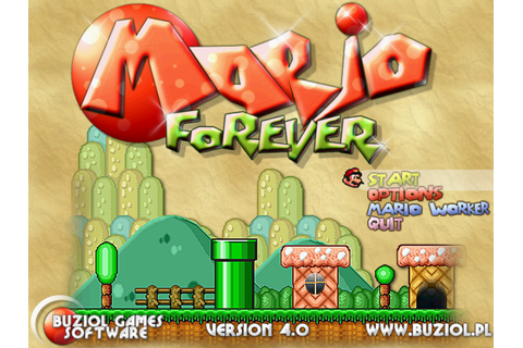 SUPER MARIO FOREVER 4 PC GAME FREE DOWNLOAD RIPPED 13 MB ...