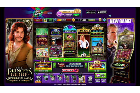 Hit It Rich! Casino Slots - Game Play High - YouTube