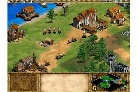 Age of Empires Age of the kings 2 | Download free PC PS2 ...