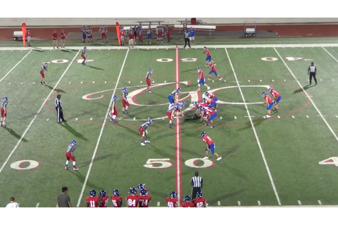 Grapevine High School – Game Film – Grapevine, Texas – Page 1