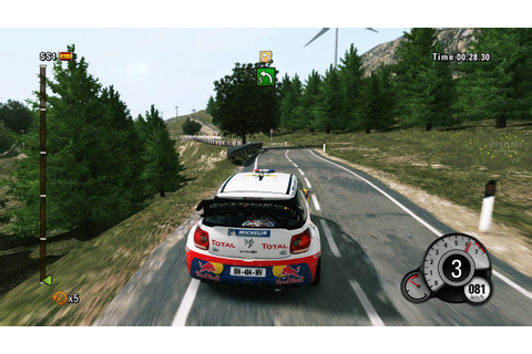WRC 4 : World Rally Championship 4 :Gameplay e Analise ...