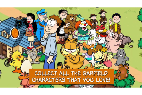 Trailer Garfield: Survival of the Fattest - Mobile ...