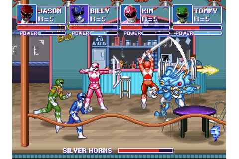 Indie Retro News: Mighty Morphin Power Rangers - Special ...