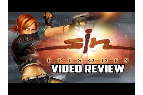 Sin Episodes: Emergence PC Game Review - YouTube