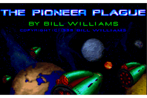 Download Pioneer Plague (Amiga) - My Abandonware