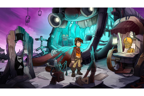 Deponia Doomsday (2016) - Game details | Adventure Gamers
