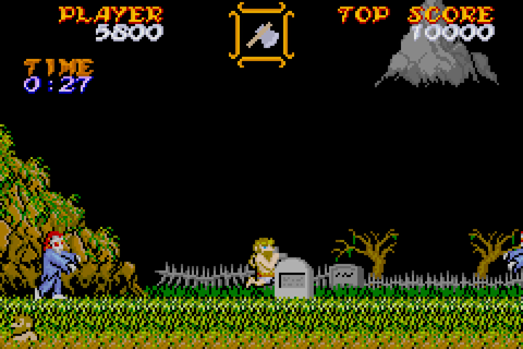 Ghosts 'n Goblins Game Download | GameFabrique