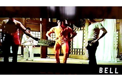 Bruce Lee game of death outtakes the pregoda rare ultimate ...