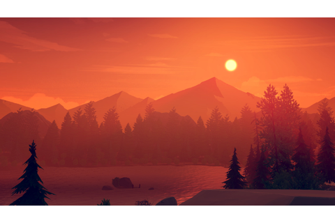 Firewatch review: a game that perfectly captures the ...