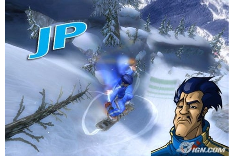 The Official SSX Blur HYPE Thread - NeoGAF