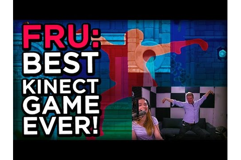 FRU: The Greatest Kinect Game Ever - GameSpot Plays - YouTube