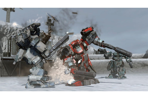 Front Mission Evolves Into Action Game This Spring ...