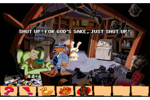 Sam And Max Hit The Road PC Game