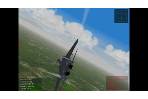 Wings Over Europe Combat Patrol And Dog Fight Game Play ...
