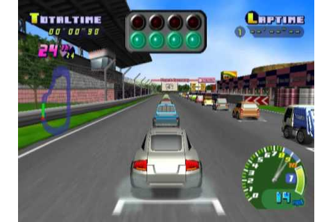 Road Trip (PS2 Gameplay) - YouTube