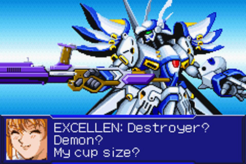 Super Robot Taisen: Original Generation 2 (Game ...