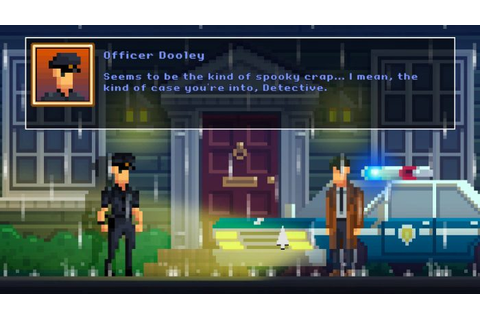 The Darkside Detective Review | Switch Player
