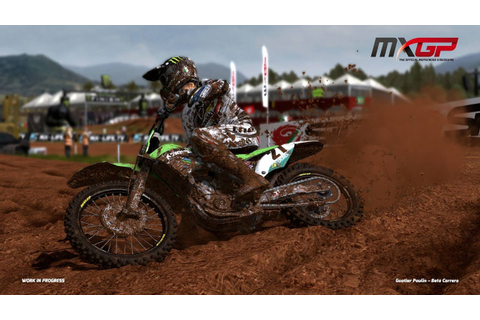 MXGP: The Official Motocross Video Game Review (2014 ...