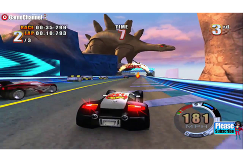 Hot Wheels Stunt Track Challenge / Ps2 Racer Games ...