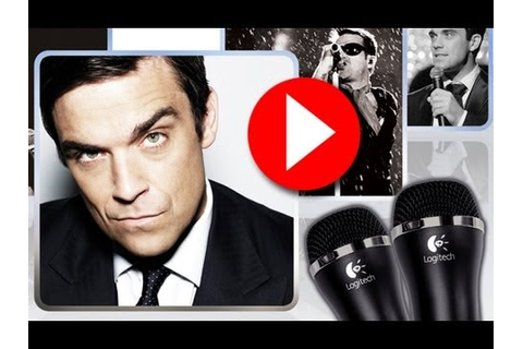 We Sing: Robbie Williams Official HD Video game trailer ...