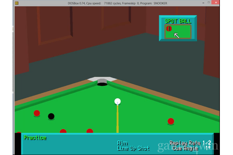 Virtual Snooker Download - Games4Win