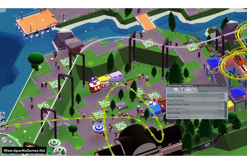 Parkitect Game Free Download - Apun Ka Games