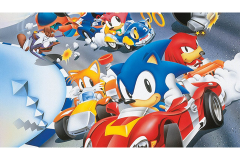 CGRundertow SONIC DRIFT 2 for Sega Game Gear Video Game ...