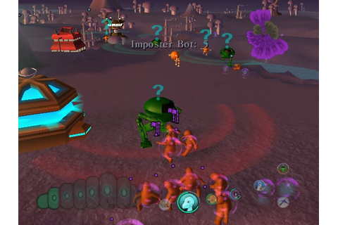 A Monsteca Corral: Monsters vs. Robots (WiiWare) News ...