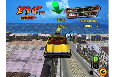 Crazy Taxi 3 High Roller Download Free Full Game | Speed-New