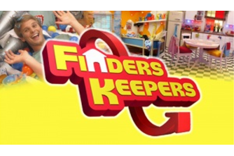 Finders Keepers (2) - UKGameshows