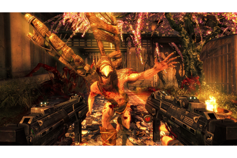Shadow Warrior due next month, new trailer full of ...