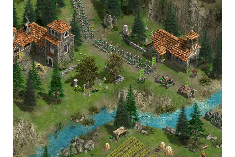 Knights of Honor - Full Version Games Download - PcGameFreeTop