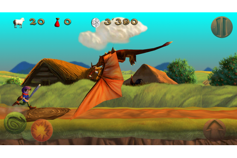 Dragon & Shoemaker - play this addictive 3D side-scrolling ...