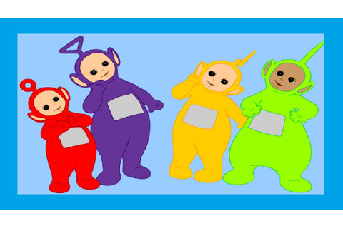 Teletubbies Learn Shapes - YouTube