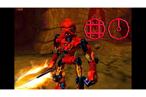Let's Play Bionicle The Game 100% Teil 1 Tahu - YouTube