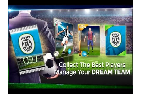 Pro 11 - Soccer Manager Game Android Gameplay - YouTube