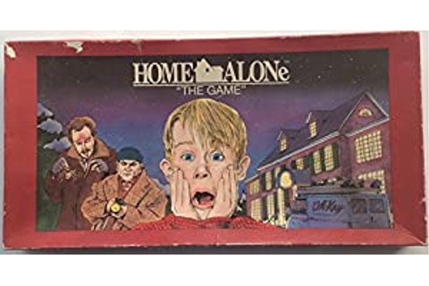 Amazon.com: Home Alone Board Game: Toys & Games