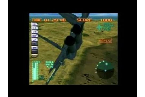 AeroWings 2: Air Strike Dreamcast Gameplay_2000_02_09_1 ...