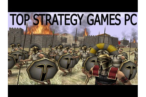 Best Top 6 Strategy Games 2013 (PC) - YouTube