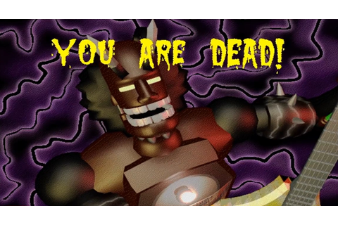 You Are Dead (Total Distortion) mod for Doom II - Mod DB